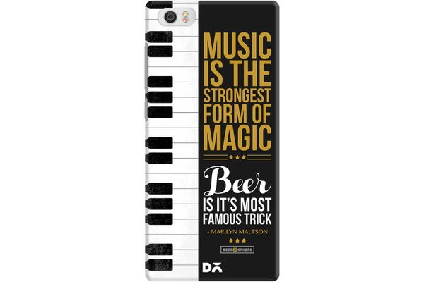 Beer Magic Case For Xiaomi Mi5