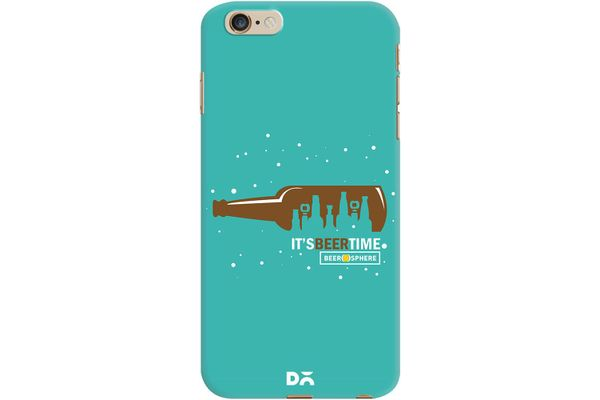 Beer O'Clock Case For iPhone 6 Plus