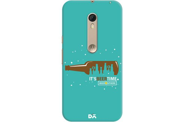 Beer O'Clock Case For Motorola Moto X Style
