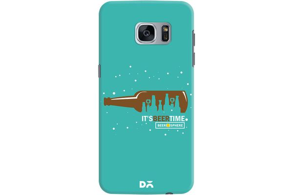 Beer O'Clock Case For Samsung Galaxy S7