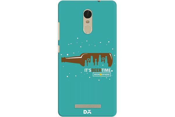 Beer O'Clock Case For Xiaomi Redmi Note 3
