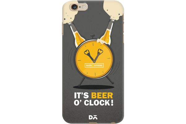 Beer O'Clock Froth Case For iPhone 6 Plus