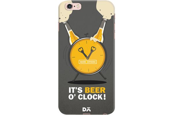 Beer O'Clock Froth Case For iPhone 6S Plus