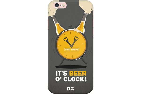 Beer O'Clock Froth Case For iPhone 6S