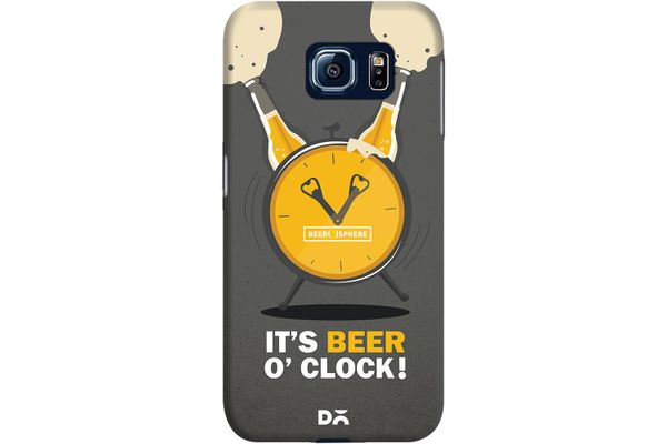 Beer O'Clock Froth Case For Samsung Galaxy S6