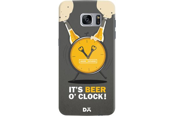 Beer O'Clock Froth Case For Samsung Galaxy S7
