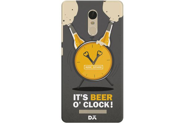 Beer O'Clock Froth Case For Xiaomi Redmi Note 3