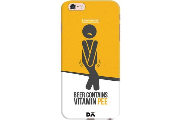 Beer Pressure Case For iPhone 6S Plus