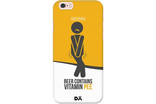 Beer Pressure Case For iPhone 6S