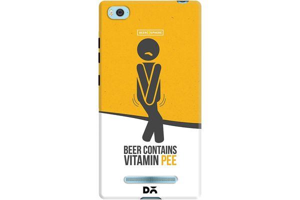 Beer Pressure Case For Xiaomi Mi 4i