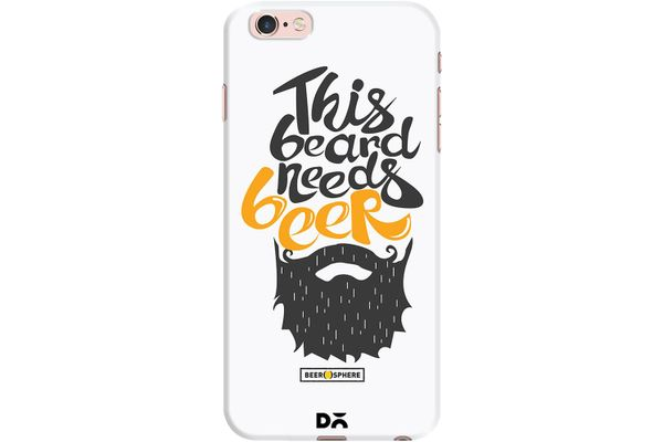 Beer Shampoo Case For iPhone 6S Plus