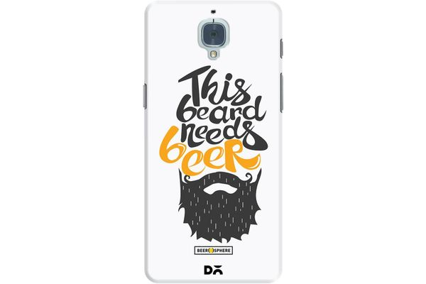 Beer Shampoo Case For OnePlus 3