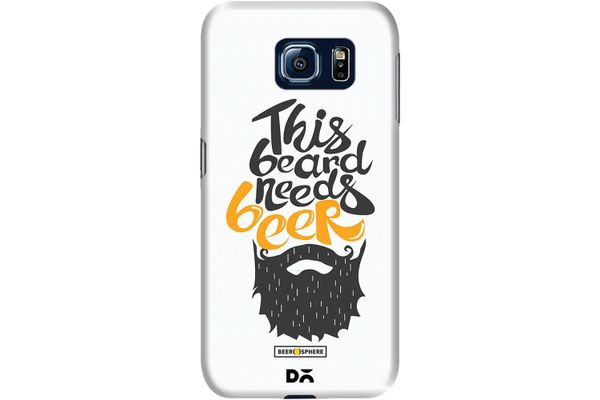 Beer Shampoo Case For Samsung Galaxy S6