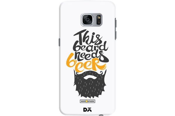 Beer Shampoo Case For Samsung Galaxy S7