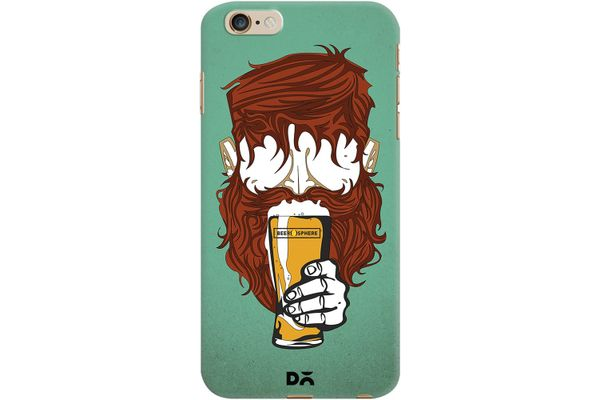 Beer Sphere Beard Case For iPhone 6 Plus