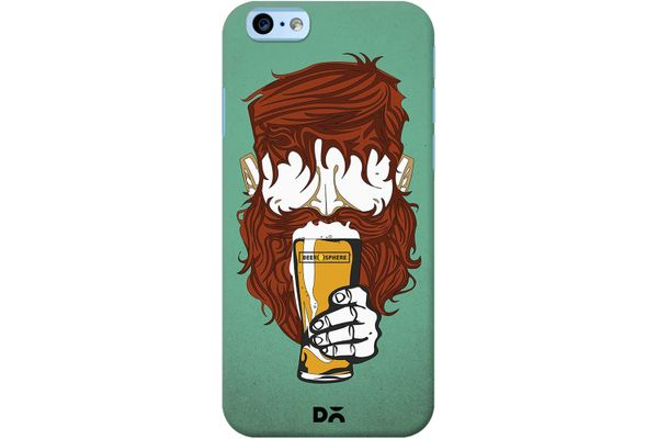 Beer Sphere Beard Case For iPhone 6