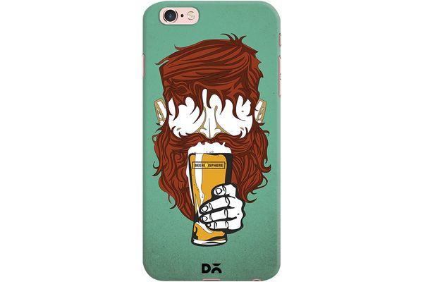 Beer Sphere Beard Case For iPhone 6S Plus