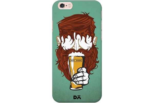 Beer Sphere Beard Case For iPhone 6S