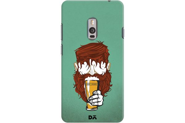 Beer Sphere Beard Case For OnePlus 2