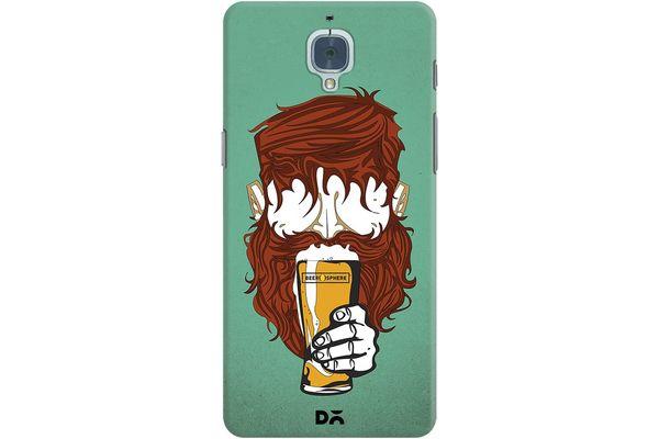 Beer Sphere Beard Case For OnePlus 3