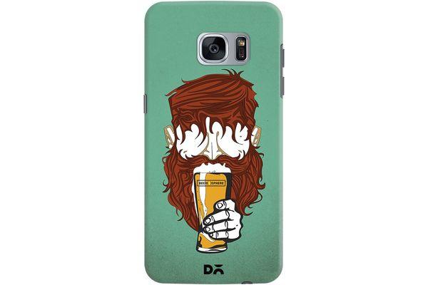 Beer Sphere Beard Case For Samsung Galaxy S7
