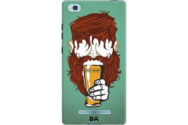 Beer Sphere Beard Case For Xiaomi Mi 4i