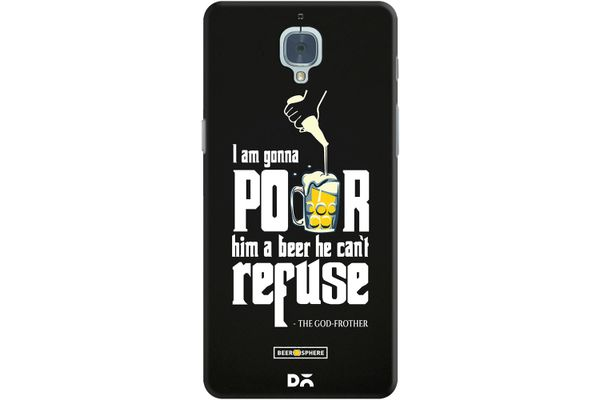 Cant Refuse Beer Case For OnePlus 3