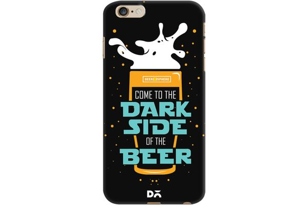 Dark Beer Rules Case For iPhone 6 Plus