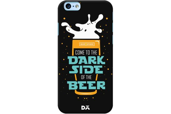 Dark Beer Rules Case For iPhone 6