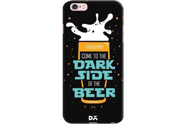 Dark Beer Rules Case For iPhone 6S Plus