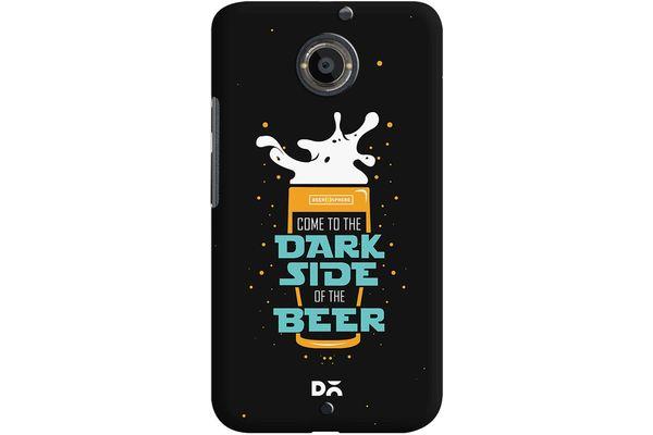 Dark Beer Rules Case For Motorola Moto X2