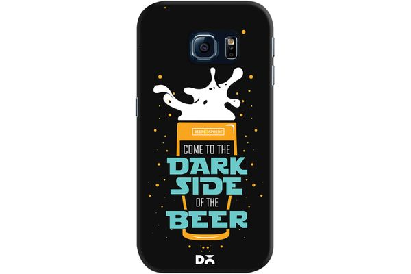 Dark Beer Rules Case For Samsung Galaxy S6 Edge