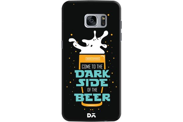 Dark Beer Rules Case For Samsung Galaxy S7
