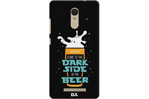 Dark Beer Rules Case For Xiaomi Redmi Note 3