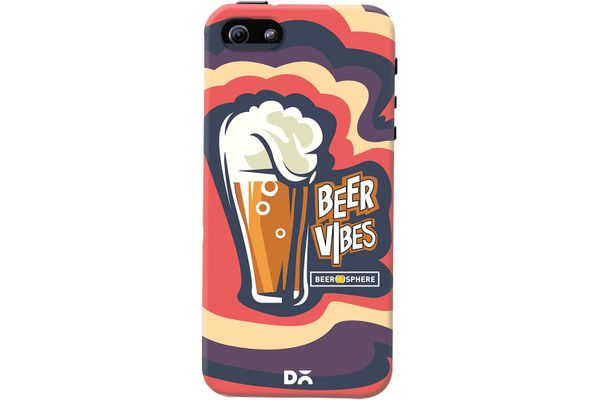 Dizzy Beer Vibes Case For iPhone 5/5S