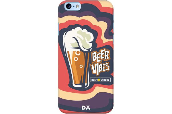 Dizzy Beer Vibes Case For iPhone 6