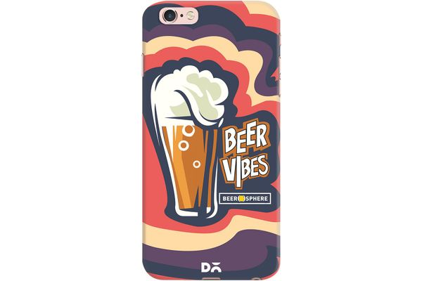 Dizzy Beer Vibes Case For iPhone 6S Plus