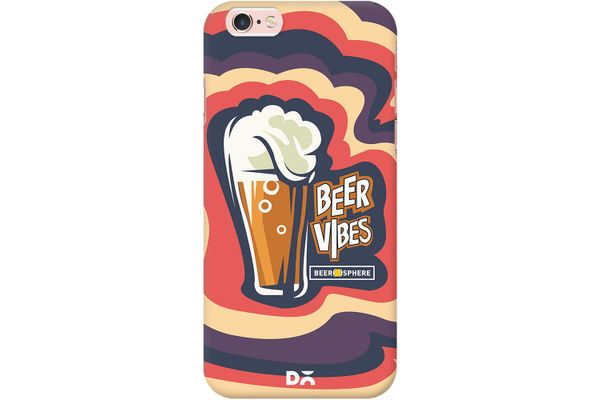 Dizzy Beer Vibes Case For iPhone 6S