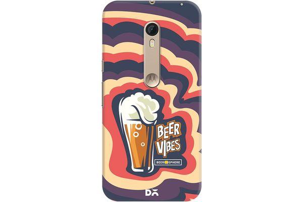Dizzy Beer Vibes Case For Motorola Moto X Style