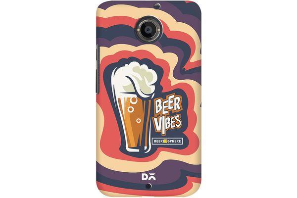 Dizzy Beer Vibes Case For Motorola Moto X2
