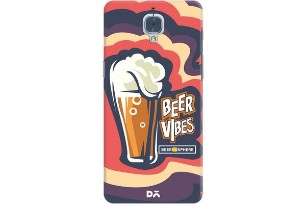 Dizzy Beer Vibes Case For OnePlus 3