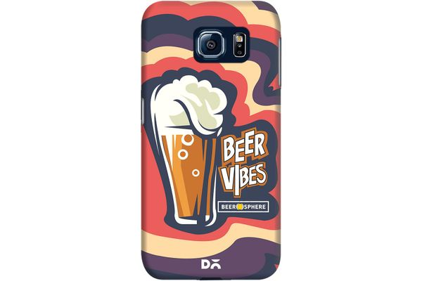 Dizzy Beer Vibes Case For Samsung Galaxy S6