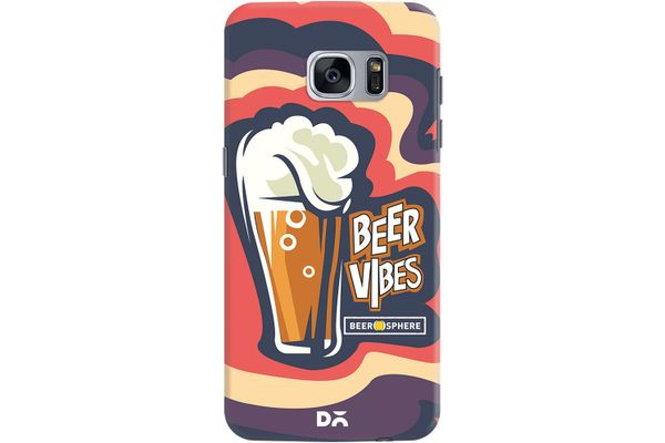 Dizzy Beer Vibes Case For Samsung Galaxy S7
