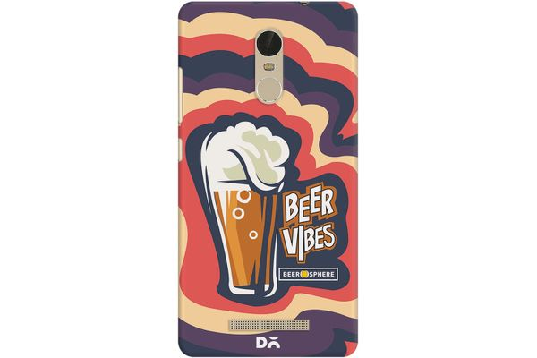 Dizzy Beer Vibes Case For Xiaomi Redmi Note 3