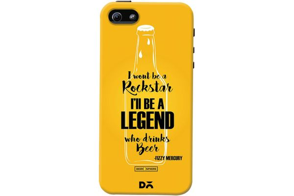 Legends of Beer Case For iPhone 5/5S