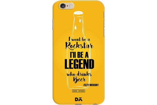 Legends of Beer Case For iPhone 6 Plus