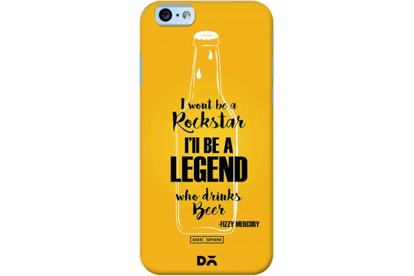 Legends of Beer Case For iPhone 6