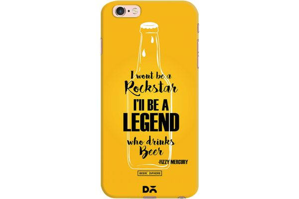 Legends of Beer Case For iPhone 6S Plus