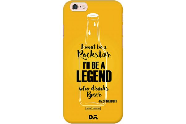 Legends of Beer Case For iPhone 6S