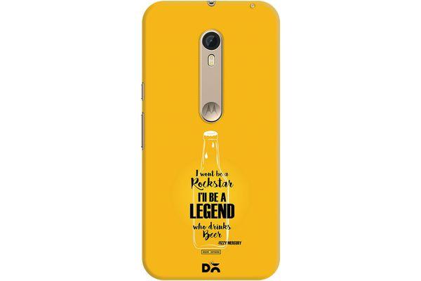 Legends of Beer Case For Motorola Moto X Style